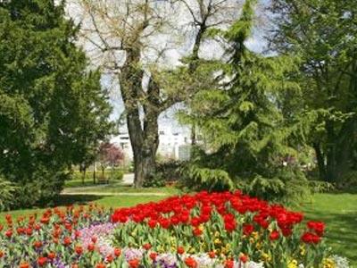Parcs et jardins a clermont ferrand puy de d me auvergne - Jardin d hiver henri salvador clermont ferrand ...