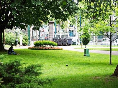 Parcs et jardins a clermont ferrand puy de d me auvergne for Jardin lecoq