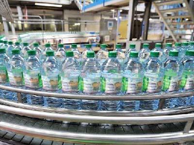 volvic eau en bouteille