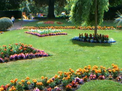 Jardin lecoq a clermont ferrand puy de dome auvergne - Massif jardin japonais clermont ferrand ...