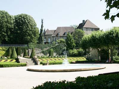 Le Jardin Wilson A Montluҫon Allier Auvergne