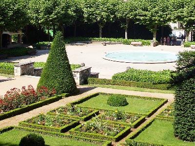 le jardin wilson a montlu on allier auvergne
