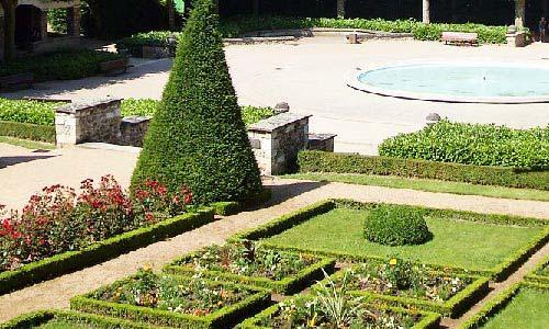 Le jardin wilson a montlu on allier auvergne for Jardin wilson montlucon