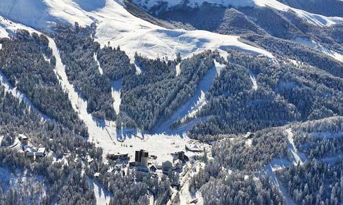 Espace skiable nordique le lioran haute plan ze cantal auvergne - Office de tourisme super lioran ...