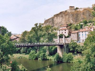 Chilhac ville de haute loire auvergne for Haute loire code postal