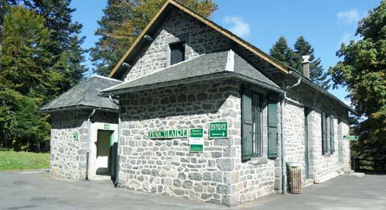 Le funiculaire du capucin le mont dore - Le mont dore office du tourisme ...