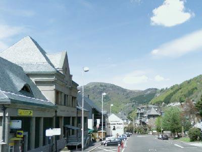 Le mont dore ville d 39 eaux du puy de d me auvergne - Office de tourisme du mont dore ...