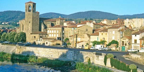 Ville Proche De Langeac