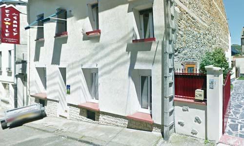 Chambres du0026#39;Hu00f4tes lu0026#39;u00c9toile du Sancy, La Bourboule (Puy de Du00f4me)
