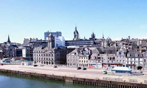 Aberdeen ville d 39 cosse jumel e avec clermont ferrand - Office du tourisme ecosse ...